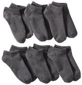 Merona Women's Low Cut Socks 6-Pack