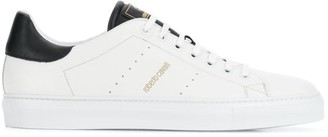 Roberto Cavalli Lace-Up Sneakers