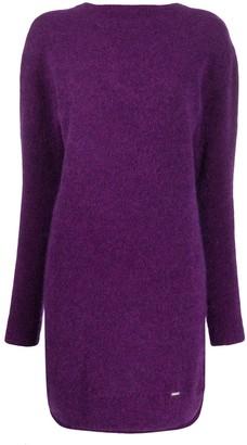 DSQUARED2 V-Back Knitted Dress