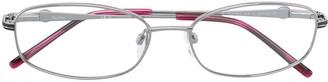 Pierre Cardin Oval-Frame Sunglasses