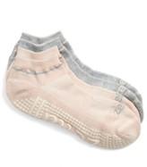 Zella Women's 2-Pack Barre Socks