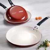 Tramontina Style Simple Cooking 8 in. Nonstick Fry Pan in Spice Red