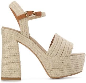 Castaner Block Heel Sandals