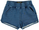 Finger In The Nose Holiday Sweat Shorts