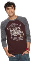 Rock & Republic Men's Wheelie Tee