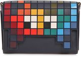 Anya Hindmarch Ephson Space Invader Leather Bag