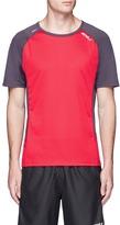 2XU 'Ice X' reflective logo print performance T-shirt