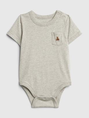 Gap Baby Brannan Bear Bodysuit