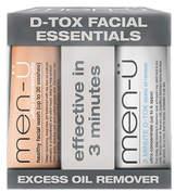 Menu men-u men-ü D-Tox Facial Essentials (15ml)
