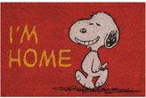 Peanuts ''I'm Home'' Coir Welcome Doormat - 18'' x 28''