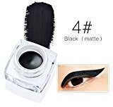 Sunsent 12 Colors Waterproof Eyeliner Gel Cream Eyeliner Makeup