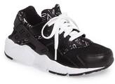 Nike Kid's 'Huarache' Print Sneaker