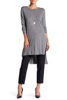Luma Long Sleeve Knit Tunic