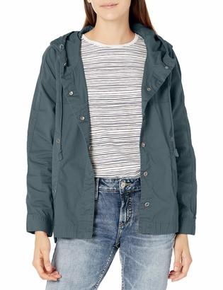 UNIONBAY Women's Petite Size MSY Lexie Cotton Twill Jacket