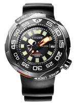 Citizen Promaster Professional Diver Black Dial Men's Watch BN7020-17E