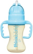 Thinkbaby Toddler Straw Cup Lite Blue