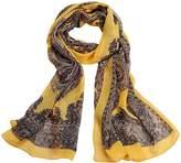 Coromose Women Fashion Lady Long Soft Chiffon Scarf Wrap Shawl Stole Scarves