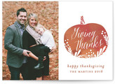 Minted Pumpkin Patch Thanksgiving Cards