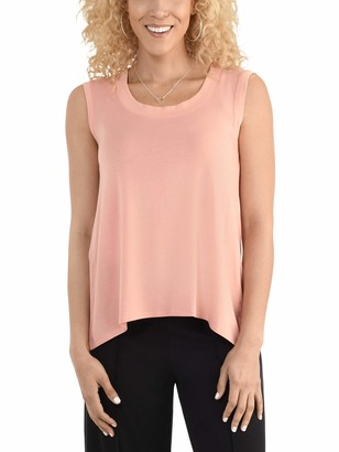 Fruit of the Loom Seek No Further by Women's Scoop Neck Shell Tank Top