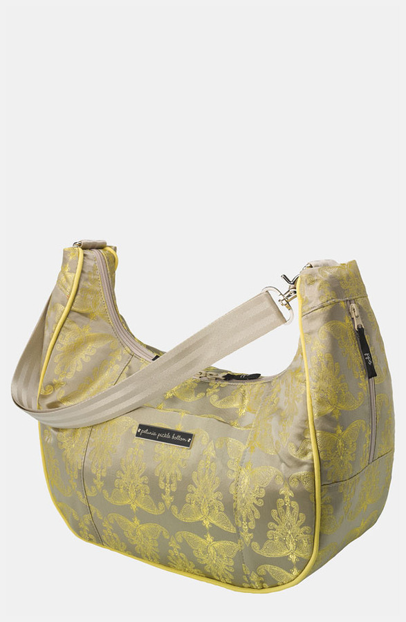 Petunia Pickle Bottom 'Touring Tote' Brocade Diaper Bag