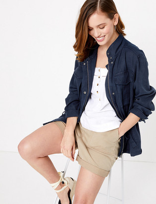Marks and Spencer PETITE Utility Jacket