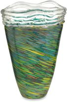 Dale Tiffany Dale TiffanyTM Aquamarine 10-Inch x 14-Inch Braided Vase