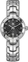 Tag Heuer Watch, Women's Swiss Link Diamond Accent Stainless Steel Bracelet 29mm WAT1410.BA0954