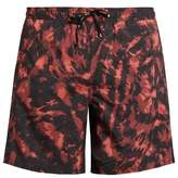 The Upside Ultra tie-dye print training shorts