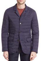Brunello Cucinelli Padded Nylon Jacket