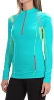 La Sportiva Venus Base Layer Top - Zip Neck, Long Sleeve (For Women)