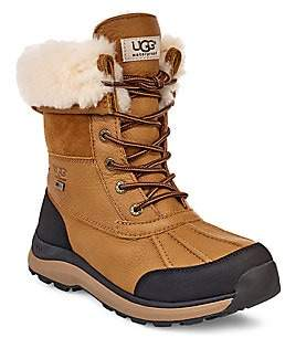 UGG Women's Adirondack III Shearling-Lined Leather Boots