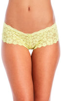 Honeydew Camellia Hipster Panty
