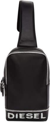 Diesel Black Asporty Altavilla Backpack