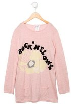 Sonia Rykiel Girls' Sweater Dress
