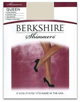 Berkshire Queen Shimmers Control Top Pantyhose