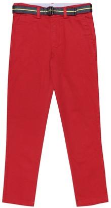 Polo Ralph Lauren Kids Stretch-cotton pants