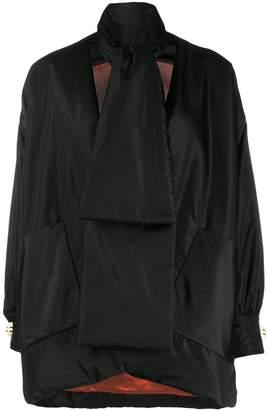 Gucci oversized padded jacket