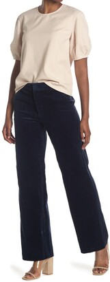 Club Monaco Wide Leg Corduroy Pants