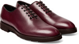 Dolce & Gabbana - Leather Oxford Shoes
