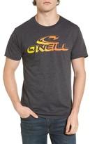 O'Neill Men's Extra Logo Graphic T-Shirt