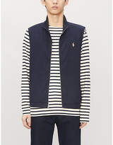 Polo Ralph Lauren Maidstone logo-embroidered woven gilet