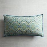 Pier 1 Imports Capri Tile Turquoise King Pillow Sham