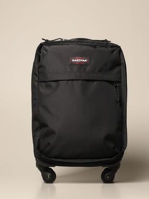 Eastpak Traf'ik 4 S Black Suitcase In Polyester
