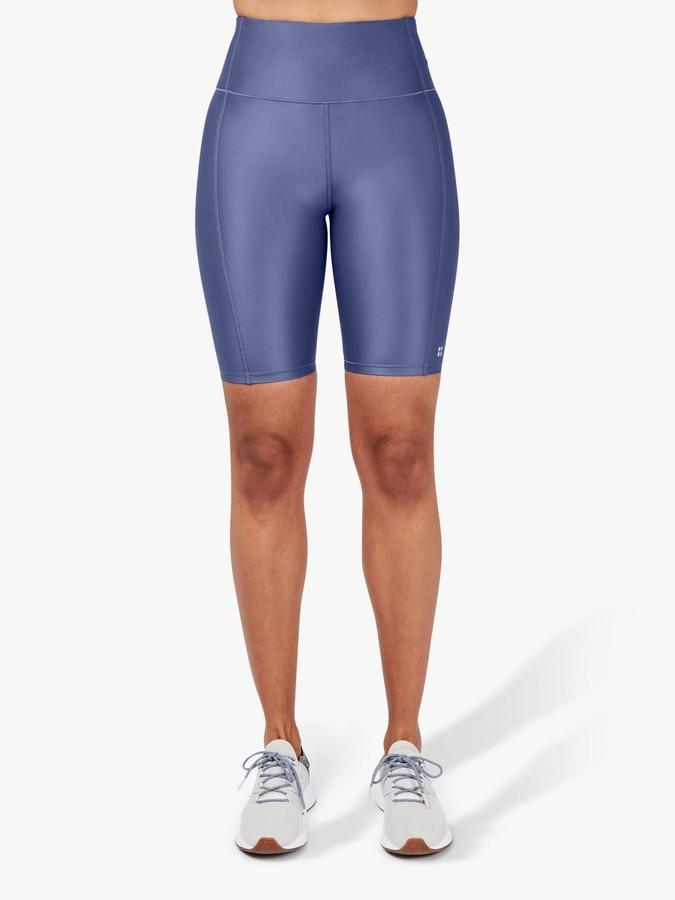 Sweaty Betty High Shine Workout Shorts
