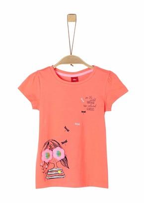 S'Oliver Girls' 403.10.004.12.130.2022177 T-Shirt