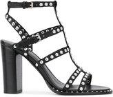 Ash studded gladiator sandals - women - Leather - 36