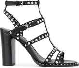 Ash studded gladiator sandals - women - Leather - 41