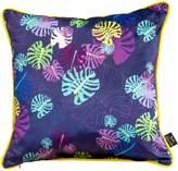 Claire Elsworth Design Ultra Violet Tropic Cushion