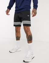 adidas shorts in black