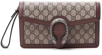 Gucci Dionysus GG Supreme Clutch Bag